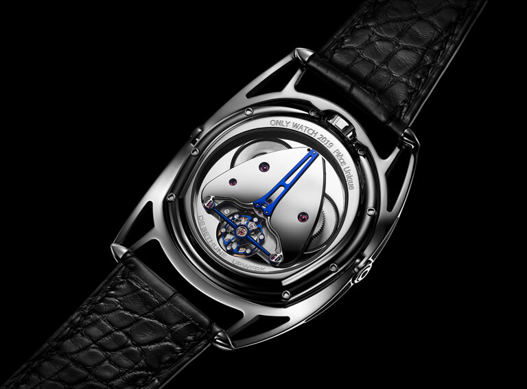 DE BETHUNE x URWERK for Only Watch 2019