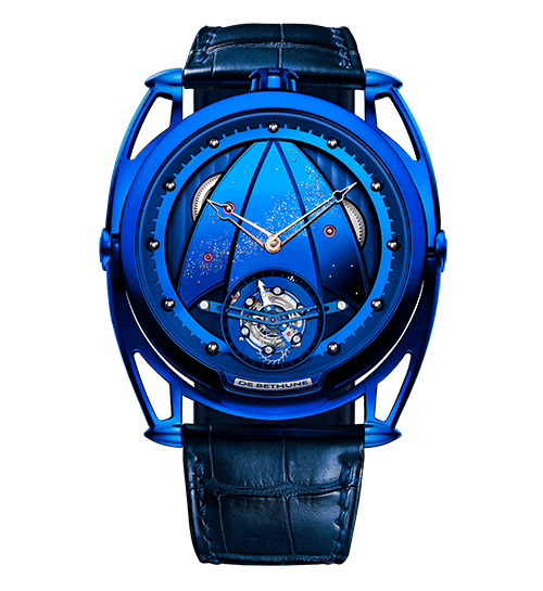 Kind of Blue Tourbillon