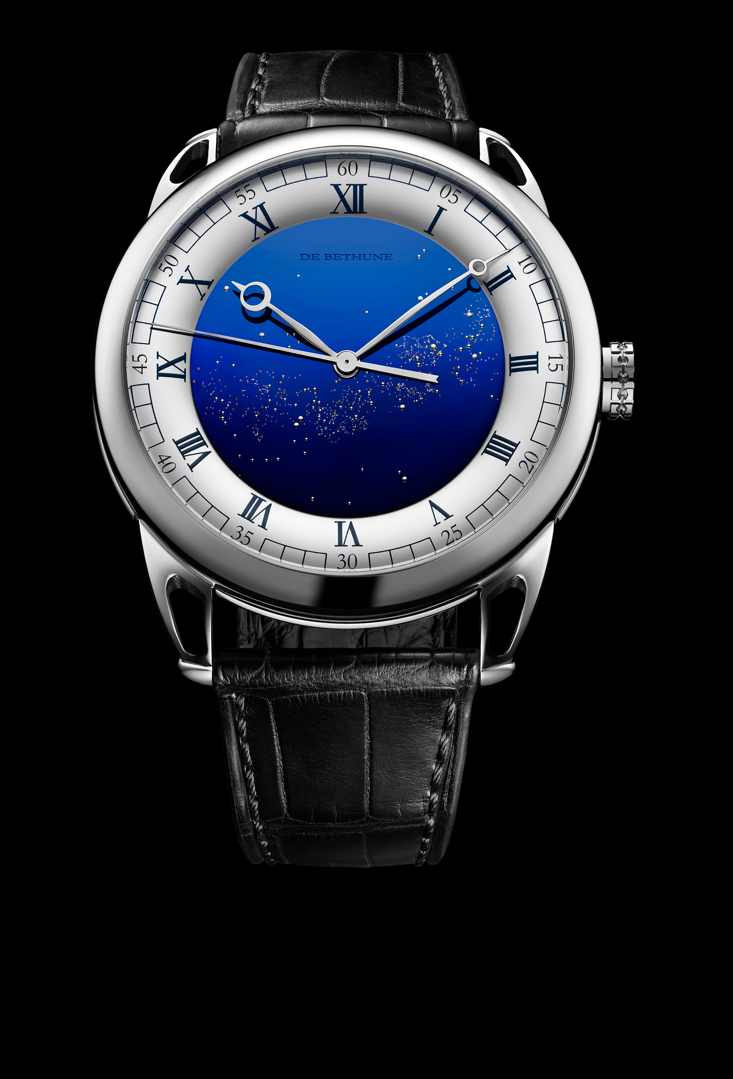 De Bethune Introduces the Maestri'Art Collection