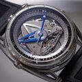 De Bethune unveils the DB28GS Grand Bleu