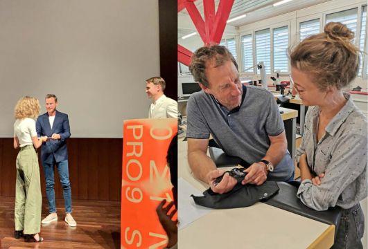 Creation d'un « Prix De Bethune » avec l'ECAL/Ecole cantonale d'art de Lausanne
