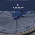 Official site goes live today: De Bethune Certified PreOwned Watches