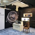 De Bethune is present in Doha with an exhibition area for its iconic timepieces and its latest 2019 models