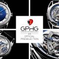 Two watches pre-selected for the Grand Prix d'Horlogerie de Genève