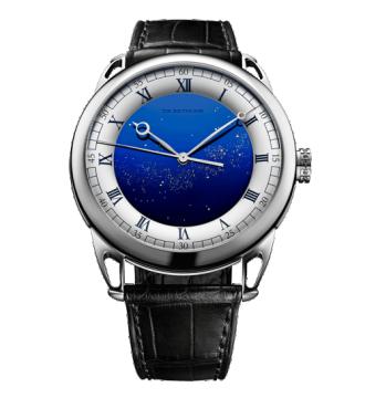 Starry Varius chronomètre Tourbillon
