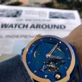 De Bethune presents a USA Exclusive : the DB28 Kind of Gold USA Limited Edition