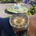 Aujourd'hui à Mexico City, De Bethune ira à la rencontre des amateurs et collectionneurs de Haute Horlogerie
